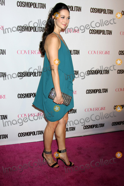 Hannah James Photo - LOS ANGELES - OCT 12  Hannah James at the Cosmopolitan Magazines 50th Anniversary Party at the Ysabel on October 12 2015 in Los Angeles CA