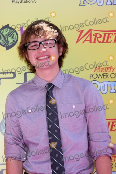 Angus T Jones Photo - LOS ANGELES - OCT 22  Angus T Jones arriving at the 2011 Variety Power of Youth Evemt at the Paramount Studios on October 22 2011 in Los Angeles CA