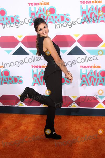 Amber Montana Photo - LOS ANGELES - NOV 17  Amber Montana at the TeenNick Halo Awards at Hollywood Palladium on November 17 2013 in Los Angeles CA