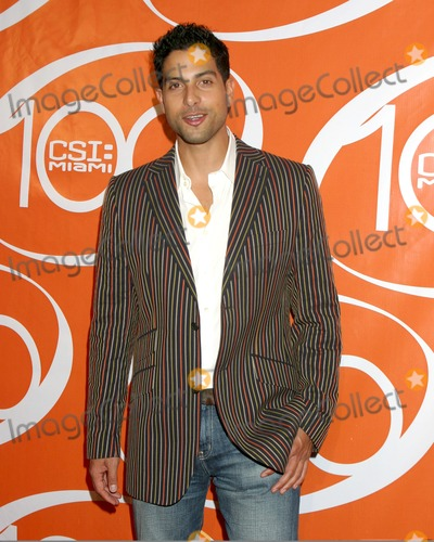 Adam Rodriguez Photo - Adam RodriguezCSI Miamis 100 th show PartyMalibu CASeptember 30 2006