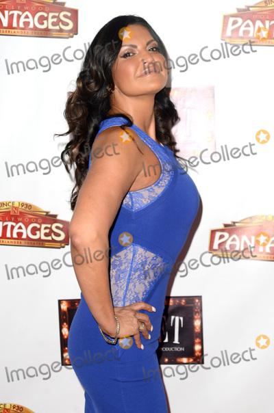 Jennifer Gimenez Photo - LOS ANGELES - JUL 20  Jennifer Gimenez at the Cabaret Opening Night at the Pantages Theater on July 20 2016 in Los Angeles CA