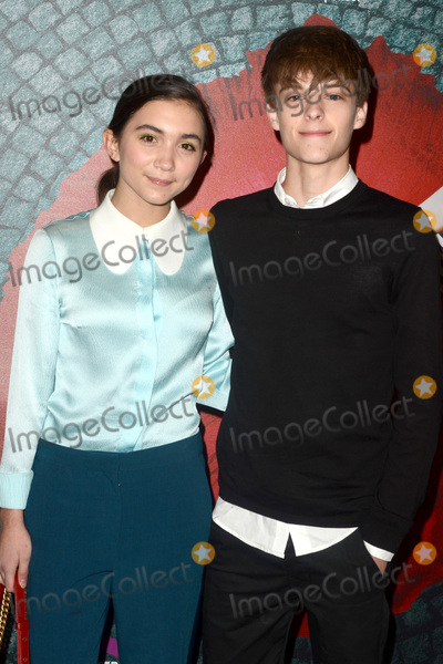 Rowan Blanchard Photo - LOS ANGELES - DEC 16  Rowan Blanchard Guest at the Amelie A New Musical Opening at Ahmanson Theater on December 16 2016 in Los Angeles CA