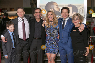 Brianna Brown Photo - LOS ANGELES - FEB 13  Nephew Brother Dad Fiance Brianna Brown Richie Keen Mother at the Fist Fight Premiere at Village Theater on February 13 2017 in Westwood CA