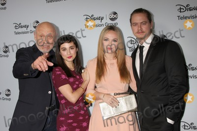 Molly Ephraim Photo - LOS ANGELES - JAN 17  Hector Elizondo Molly Ephraim Amanda Fuller Christoph Sanders at the Disney-ABC Television Group 2014 Winter Press Tour Party Arrivals at The Langham Huntington on January 17 2014 in Pasadena CA