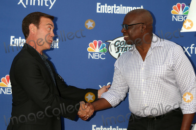Andre Braugher Photo - LOS ANGELES - SEP 16  Joe Lo Truglio Andre Braugher at the NBC Comedy Starts Here Event at the NeueHouse on September 16 2019 in Los Angeles CA