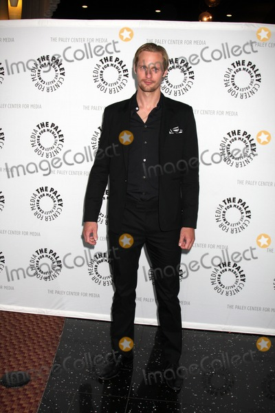Alexander Skarsgard Photo - Alexander Skarsgard   arriving at the True Blood PaleyFest09 event on April 13 2009 at the ArcLight Theaters in Los Angeles California