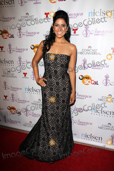 Stephanie Beatriz Photo - LOS ANGELES - AUG 1  Stephanie Beatriz at the Imagen Awards at the Beverly Hilton Hotel on August 1 2014 in Los Angeles CA