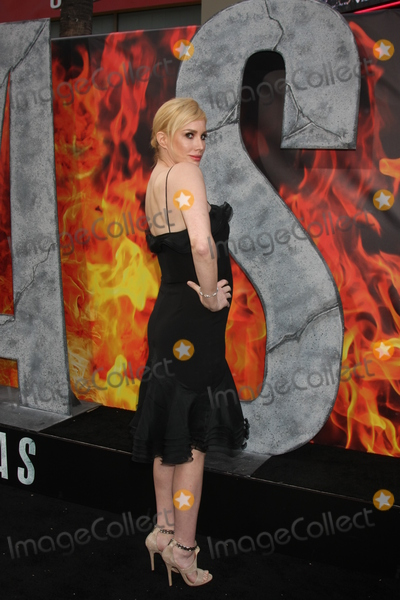 Alice Evans Photo - LOS ANGELES - MAY 26  Alice Evans at the San Andreas World Premiere at the TCL Chinese Theater IMAX on May 26 2015 in Los Angeles CA