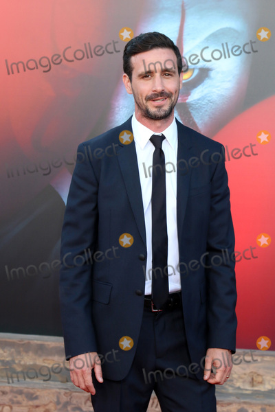 JAMES RANSON Photo - LOS ANGELES - AUG 26  James Ransone at the It Chapter Two Premiere at the Village Theater on August 26 2019 in Westwood CA