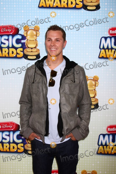 Trevor Bayne Photo - LOS ANGELES - APR 27  Trevor Bayne arrives at the Radio Disney Music Awards 2013 at the Nokia Theater on April 27 2013 in Los Angeles CA