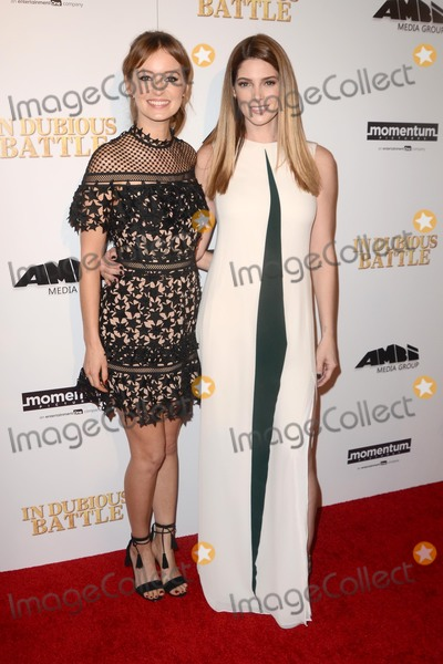 Ahna OReilly Photo - LOS ANGELES - FEB 15  Ashley Greene Ahna OReilly at the In Dubious Battle Los Angeles Premiere  at the ArcLight Theater on February 15 2017 in Los Angeles CA