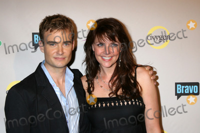 Robin Dunne Photo - Robin Dunne  Amanda Tapping   arriving at the NBC TCA Party at the Beverly Hilton Hotel  in Beverly Hills CA onJuly 20 2008