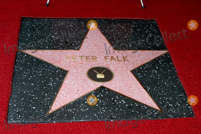 Peter Falk Photo - LOS ANGELES - JUL 25  Peter Falk Star at the Peter Falk Posthumous Walk of Fame Star ceremony at the Hollywood Walk of Fame on July 25 2013 in Los Angeles CA