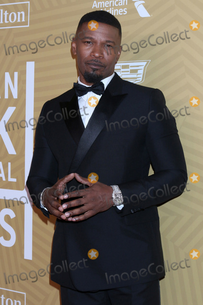 Jamie Foxx Photo - LOS ANGELES - FEB 23  Jamie Foxx at the American Black Film Festival Honors Awards at the Beverly Hilton Hotel on February 23 2020 in Beverly Hills CA