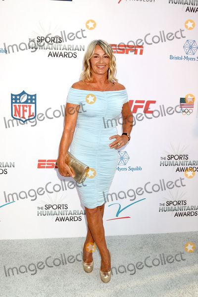 Nadia Comaneci Photo - LOS ANGELES - JUL 17  Nadia Comaneci at the 4th Annual Sports Humanitarian Awards on The Novo on July 17 2018 in Los Angeles CA