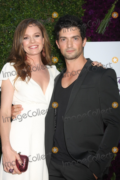 Alpay Photo - Gavin OConnorLOS ANGELES - JUL 29  Rachel Boston David Alpay at the Hallmark 2015 TCA Summer Press Tour Party at the Private Residence on July 29 2015 in Beverly Hills CA