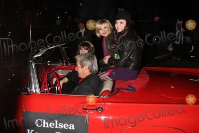 Anna Maria Perez Photo - LOS ANGELES - NOV 28  Chelsea Staub Anna Maria Perez de Tagle arrives at the 2010 Hollywood Christmas Parade at Hollywood Boulevard on November 28 2010 in Los Angeles CA