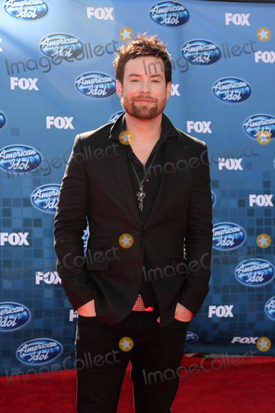 David Cook Photo - LOS ANGELES - MAY 25  David Cook arriving at the 2011 American Idol Finale at Nokia Theater at LA Live on May 25 2010 in Los Angeles CA