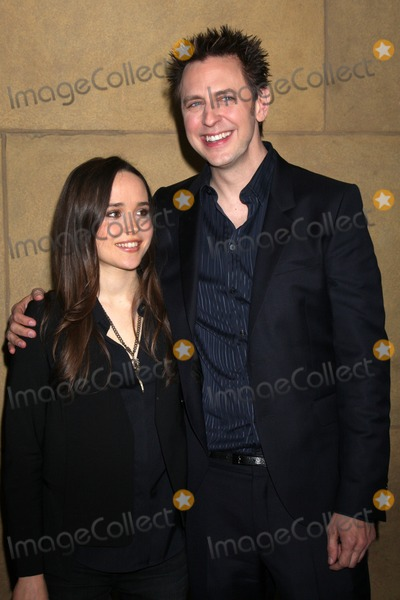 Ellen Page Photo - LOS ANGELES - MAR 21  Ellen Page James Gunn arriving at the Super Premiere at Egyptian Theater on March 21 2011 in Los Angeles CA