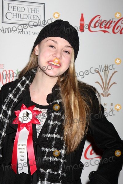 Hayley Erin Photo - Hayley Erinarriving at the 2009 Hollywood Christmas Parade Hollywood Roosevelt HotelLos Angeles  CANovember 29 2009