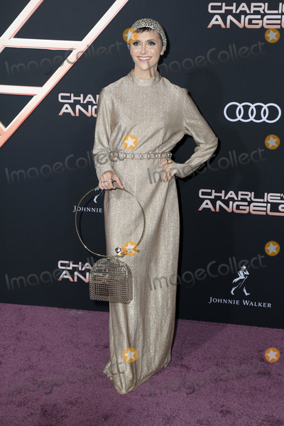 Alyson Stoner Photo - LOS ANGELES - NOV 11  Alyson Stoner at the Charlies Angels Premiere at the Village Theater on November 11 2019 in Westwood CA