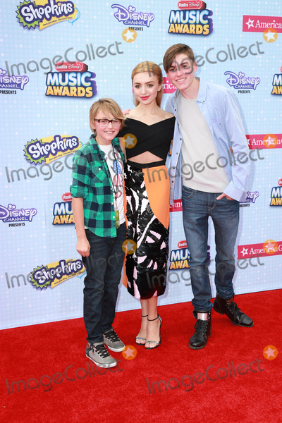 Peyton List Photo - LOS ANGELES - FEB 25  Peyton List at the Radio DIsney Music Awards 2015 at the Nokia Theater on April 25 2015 in Los Angeles CA