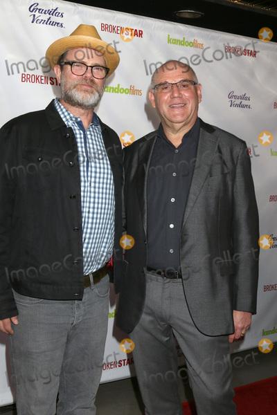 Howard Barish Photo - LOS ANGELES - JUL 18  Rainn WIlson Howard Barish at the Broken Star Premiere on the TCL Chinese Theater 6 on July 18 2018 in Los Angeles CA