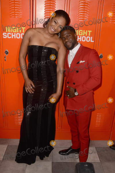 Kevin Hart Photo - LOS ANGELES - SEP 24  Tiffany Haddish Kevin Hart at the Night School Premiere at the Regal Cinemas on September 24 2018 in Los Angeles CA