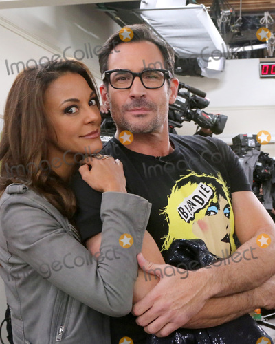 Lawrence Zarian Photo - LOS ANGELES - JAN 5  Eva LaRue Lawrence Zarian at the All My Children Reunion on Home and Family Show at Universal Studios on January 5 2017 in Los Angeles CA