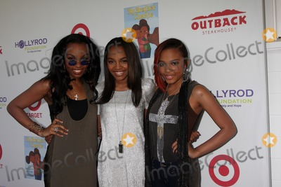 China McClain Photo - LOS ANGELES - AUG 12  Sierra McClain Lauryn McClain China McClain arrives at the 3rd Annual My Brother Charlie Family Fun Festival at Culver Studios on August 12 2012 in Culver City CA