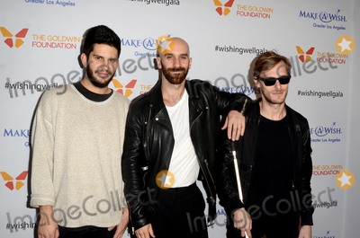 Sam Harris Photo - LOS ANGELES - DEC 7  X Ambassadors Adam Levin Sam Harris Casey Harris at the  at the  at Hollywood Palladium on December 7 2016 in Los Angeles CA