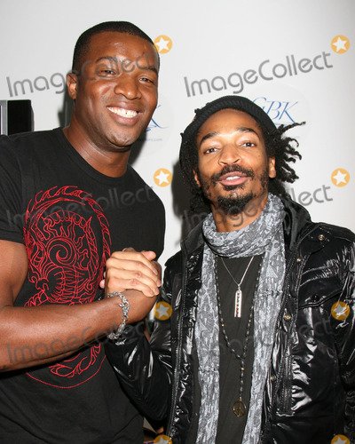 Eddie Steeples Photo - Roger Cross  Eddie SteeplesGBK Gifting SuiteThompson HotelBeverly Hills CAJanuary 11 2008