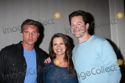Michael Muhney Photo - LOS ANGELES - AUG 24  Steve Burton Melissa Claire Egan Michael Muhney at the Young  Restless Fan Club Dinner at the Universal Sheraton Hotel on August 24 2013 in Los Angeles CA
