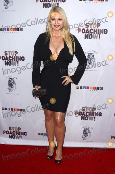 Angeline-Rose Troy Photo - LOS ANGELES - MAY 25  Angeline Rose Troy at the Stop Poaching Now 2016 Gala at the Ago Restaurant on May 25 2016 in West Hollywood CA