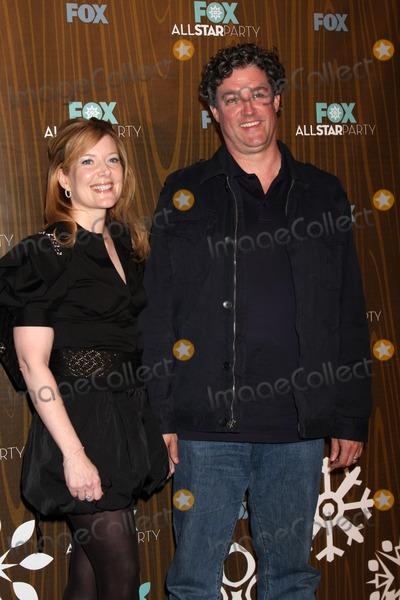 Al Jean Photo - Al Jean  Wifearriving at the 2010 Winter Fox TCA Party Villa Sorisso ResturantPasadena CAJanuary 11 2010