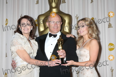 Kate Ledger Photo - Heath Ledgers Family   Sally Bel (mother)l Kim Ledger  (father)   Kate Ledger (sister) in the 81st Academy Awards Press Room at the Kodak Theater in Los Angeles CA  onFebruary 22 2009