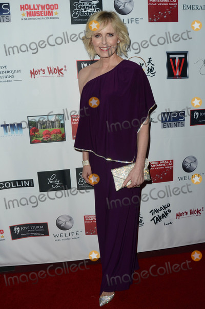 Annica Liljeblad Photo - LOS ANGELES - FEB 9  Annica Liljeblad at the 5th Annual Roger Neal  Maryanne Lai Oscar Viewing Dinner at the Hollywood Museum on February 9 2020 in Los Angeles CA