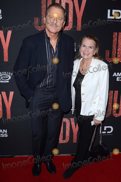 Juliet Mills Photo - LOS ANGELES - SEP 19  Maxwell Caulfield Juliet Mills at the Judy Premiere at the Samuel Goldwyn Theater on September 19 2019 in Beverly Hills CA