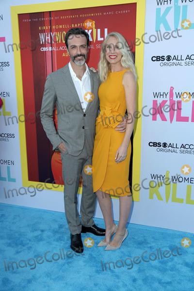 Reid Scott Photo - LOS ANGELES - AUG 7  Reid Scott Elspeth Keller at the Why Women Kill Premiere at the Wallis Annenberg Center on August 7 2019 in Beverly Hills CA