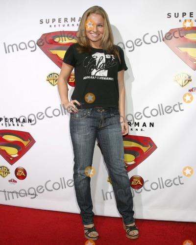 Ashley ROSE Orr Photo - Ashley Rose OrrDvd Release party for Superman ReturnsSocial HollywoodLos Angeles CANovember 16 2006