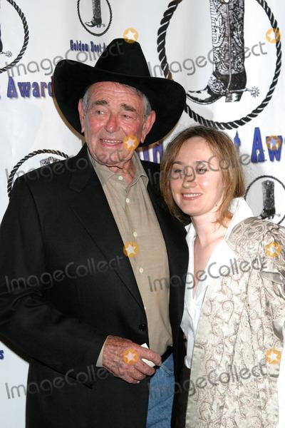 Stuart Whitman Photo - Stuart Whitman  wifeGolden Boot AwardsBeverly Hilton HotelBeverly Hills CAAugust 12 2006