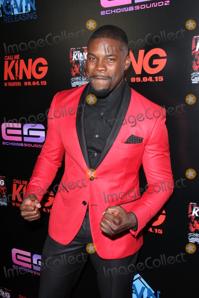Amine Photo - LOS ANGELES - AUG 17  Amin Joseph at the Call Me King Screening at the Downtown Independent on August 17 2015 in Los Angeles CA