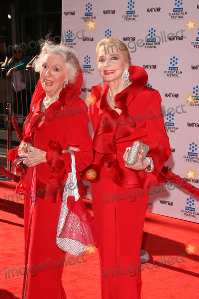 Ann Rutherford Photo - LOS ANGELES - APR 27  Anne Rutherford Anne Jeffreys arriving at the TCM Classic Film Festival Opening Night Gala And World Premiere Of An American In Paris at Graumans Chinese Theater on April 27 2011 in Los Angeles CA