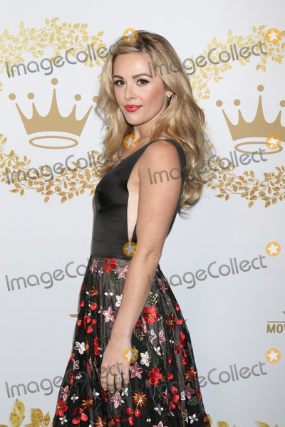Natalie Hall Photo - LOS ANGELES - FEB 9  Natalie Hall at the Hallmark Winter 2019 TCA Event at the Tournament House on February 9 2019 in Pasadena CA