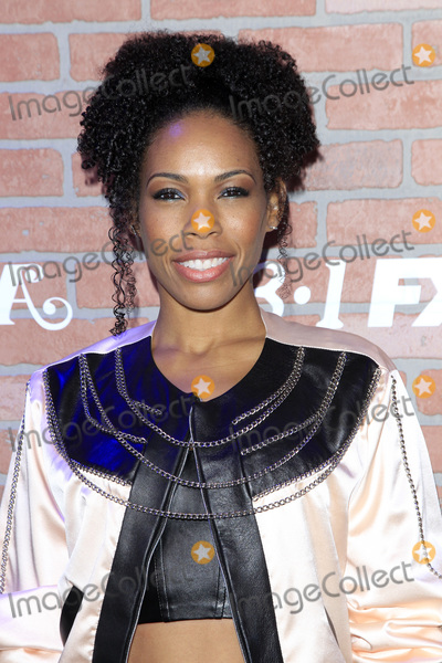 Angela Lewis Photo - LOS ANGELES - FEB 19  Angela Lewis at the tlanta Robbin LA Premiere Screening at the Theatre at Ace Hotel on February 19 2018 in Los Angeles CAAtlanta Robbin Season Los Angeles premiere held at Ace Theater Downtown LA on February 19 2018 in Los Angeles CA