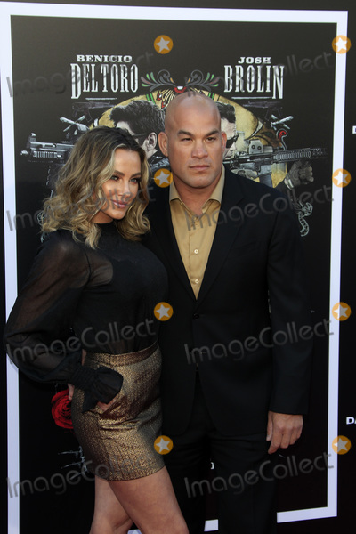 Amber Nicole Photo - LOS ANGELES - JUN 26  Amber Nicole Miller Tito Ortiz at the Sicario Day Of The Soldado Premiere at the Village Theater on June 26 2018 in Westwood CA