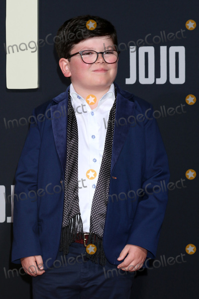 Archie Yate Photo - LOS ANGELES - OCT 15  Archie Yates at the Jojo Rabbit Premiere at the American Legion Post 43 on October 15 2019 in Los Angeles CA