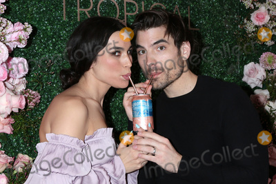 Ashley Iaconetti Photo - LOS ANGELES - AUG 11  Ashley Iaconetti and Jared Haibon at the Seagrams Escapes Tropical Rose Launch Party at the hClub on August 11 2012 in Los Angeles CA CW The Next After Party at Perch on August 15 2012 in Los Angeles California