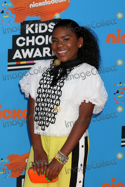 Trinitee Stokes Photo - LOS ANGELES - MAR 24  Trinitee Stokes at the 2018 Kids Choice Awards at Forum on March 24 2018 in Inglewood CA