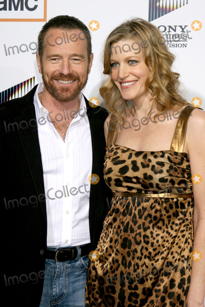Anna Gunn Photo - Bryan Cranston  Anna GunnBreaking Bad Premiere ScreeningSony Picutres StudioCulver City CAJanuary 15 2008